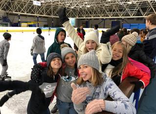 L6: Shorttrack schaatsen