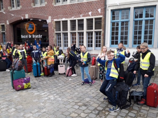 L5 en L6 komen veilig aan in Gent