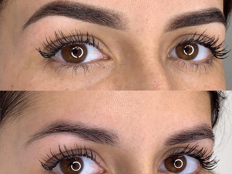 The Difference Between Shading/Powder brows and Microblading