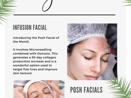 Facials at Posh