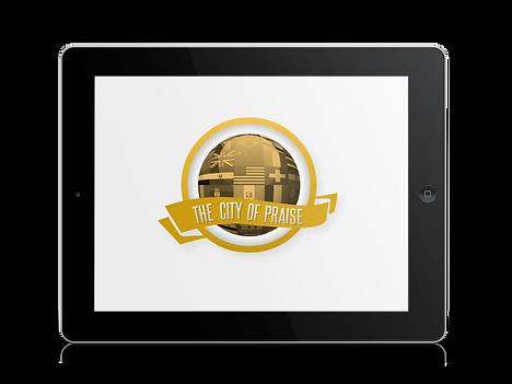 tablet-mockup-of-black-ipad-in-landscape