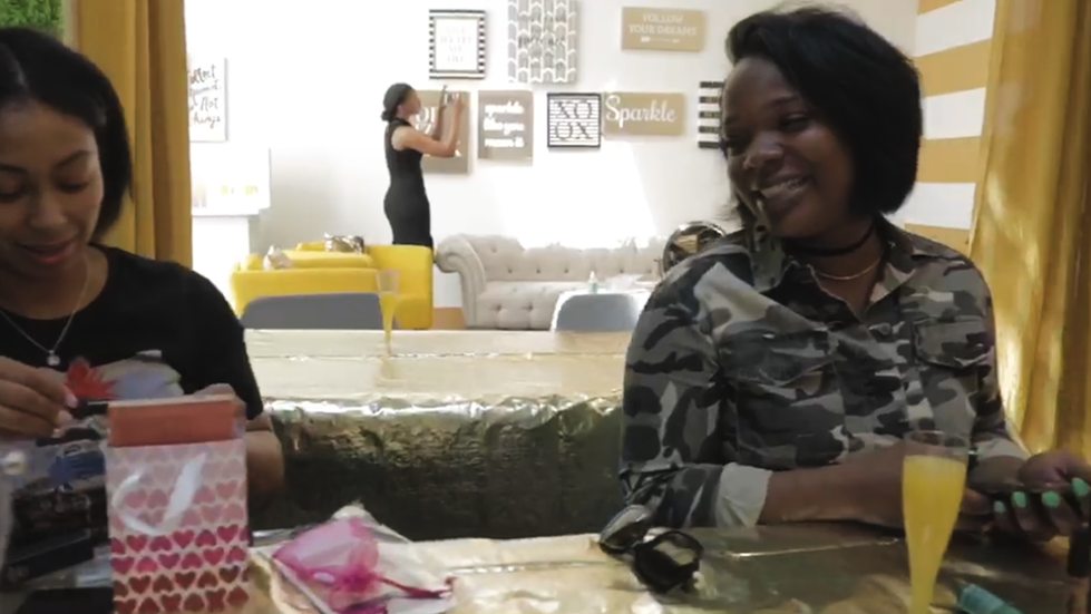 Makeup & Mimosas with Kyla Chantel