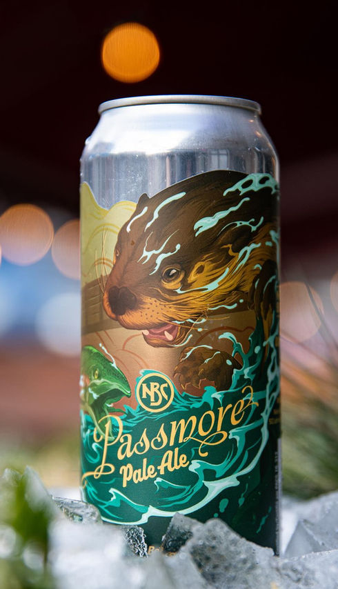 Passmore Pale Ale - Nelson Brewing Company