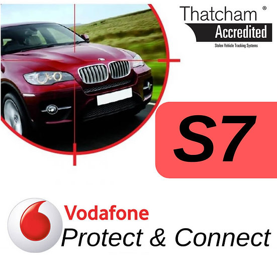 Vodafone Protect & Connect S7 VTS