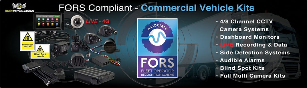FORS Commercial Vehicle