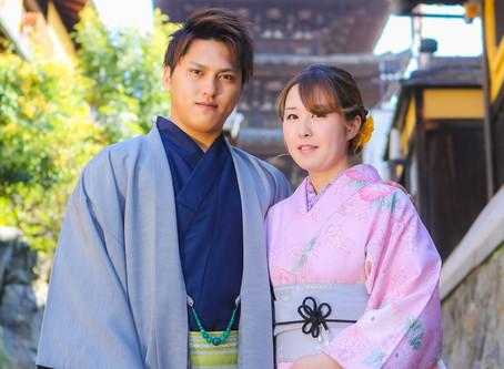京都の素敵な思い出に❀✿