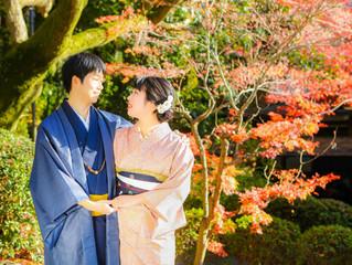 結婚記念日に♡