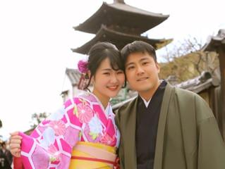 新婚さん♡いらっしゃいました(#^.^#)
