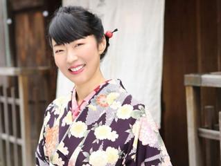 京都の思い出は、やっぱり着物♡