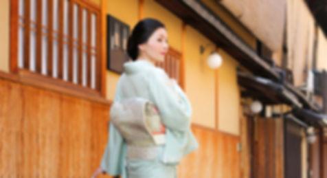 着物 観光 京都 訪問着