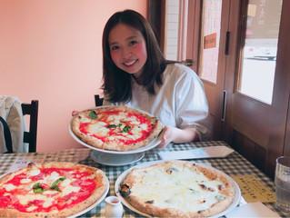 おしゃれで可愛いピザ屋さん☆