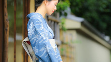 浴衣撮影☆6月よりスタートです✿