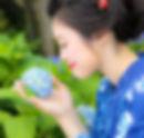 浴衣ロケーション撮影 京都市美術館