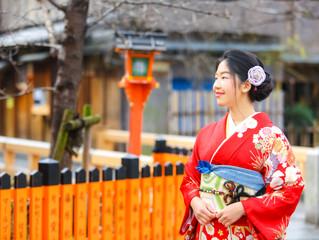 念願の京都で成人式前撮り☆!!