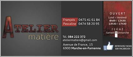 Atelier Matière