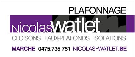 Nicolas Watlet Plafonnage