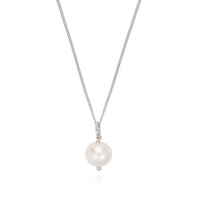 Claudia Bradby Essential Long Pearl Pendant