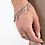 Thumbnail: Lucy Q Multi Drop Bracelet