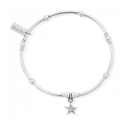 ChloBo Mini Noodle Ball Star Bracelet