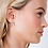 Thumbnail: Lucy Q Silver Wave Studs