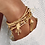 Thumbnail: ChloBo Cute Charm Hamsa Hand Bracelet
