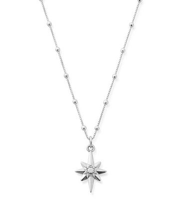 ChloBo Bobble Chain Lucky Star Necklace