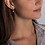 Thumbnail: Claudia Bradby Essential Micro Pearl Hoop Earrings