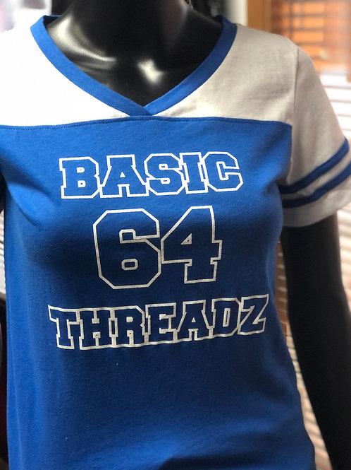 Female  (64) Varsity T-shirt