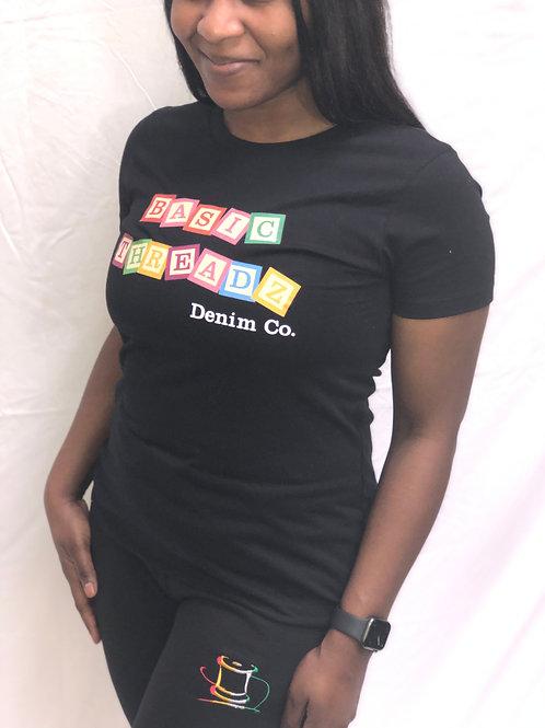 Female (Block'z)T shirts