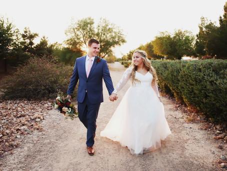 Private Home Wedding | Slate & Zoey: Vintage Details & Florals