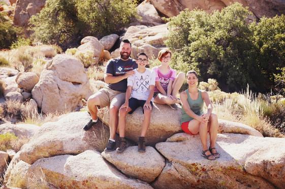 Eldorado Canyon Family Nevada