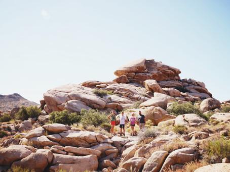 Eldorado Canyon Hills Family Photo Shoot | The Adventurous Souls