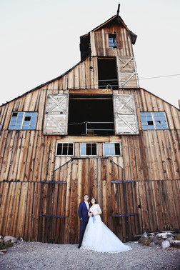 Nelson, NV Wedding
