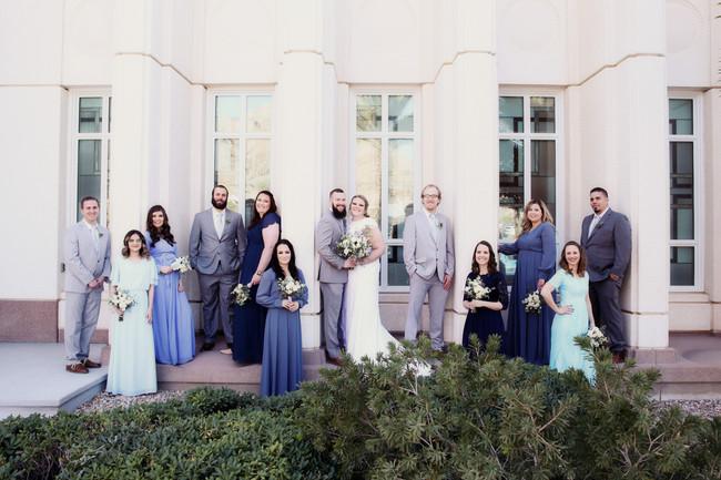Las Vegas LDS Wedding