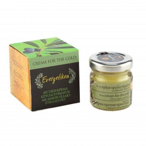 Eucalyptus creme til forkølelse