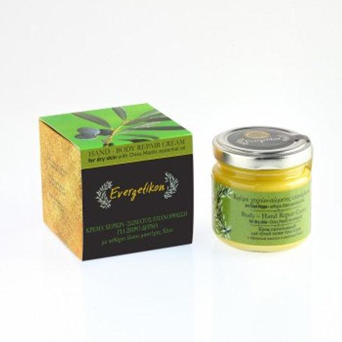 Smør creme til krop & Hænder -Mastic