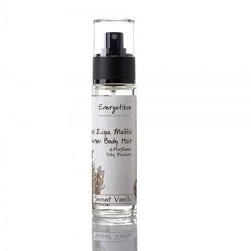 Serum til hud og hår -Vanilla