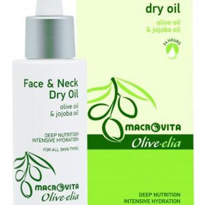 Face & Neck dry oil