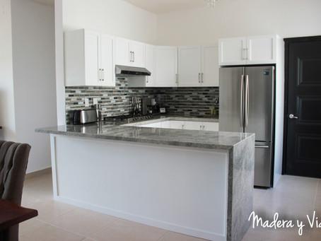 Madera y Piedra, texturas en tu hogar