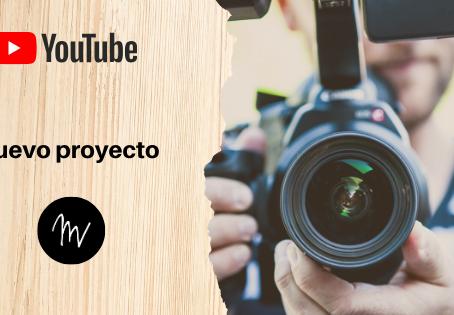 Nuestra nueva serie de videos en YouTube