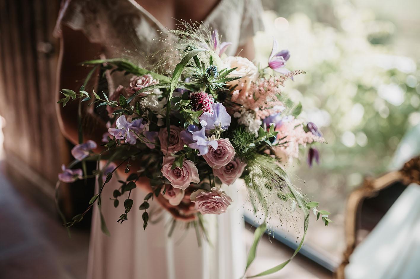 bouquet bohème