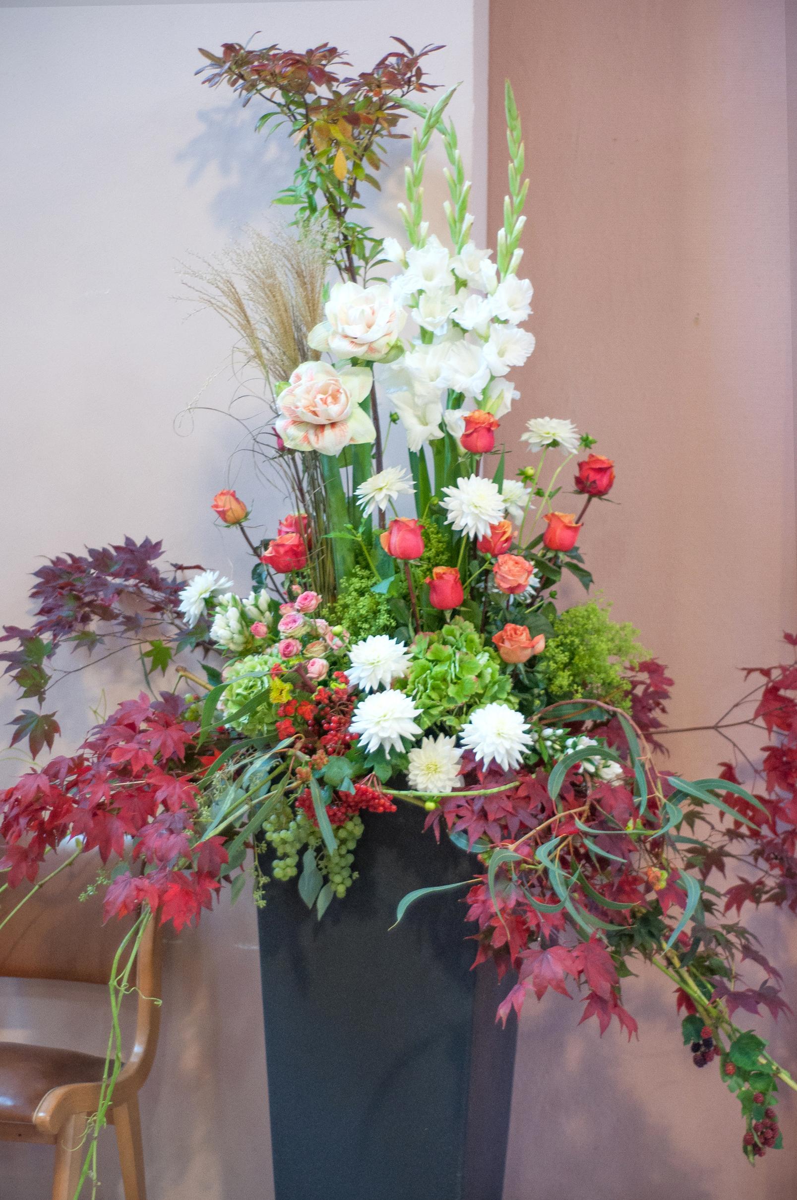 mariage automne alsace