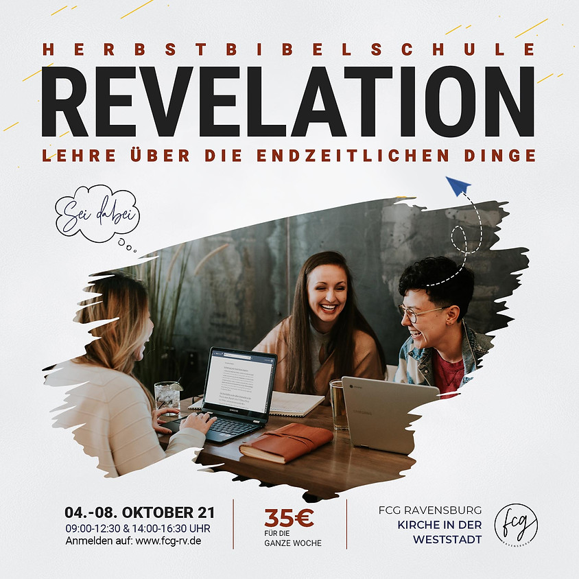 REVELATION: Herbstbibelschule