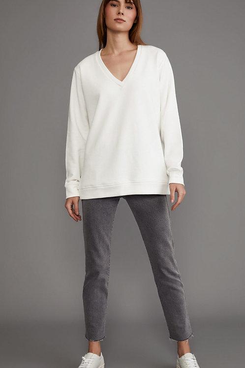 LoveMeToo V-Neck Sweatshirt