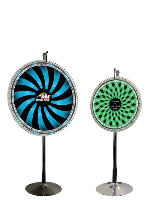 Promotional Spinning Wheel