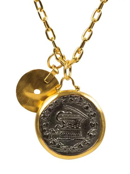 Monapetra Large Size Medallion