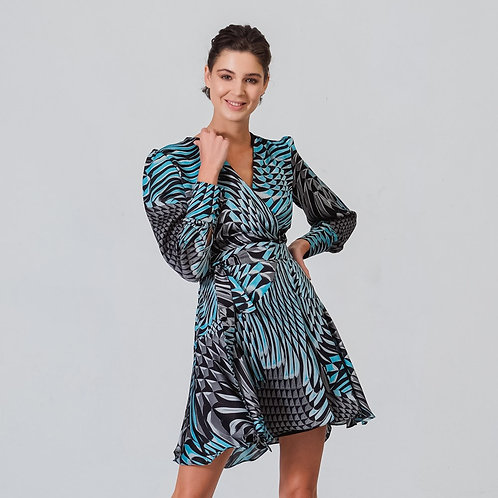 Simone Sahara Dress Short