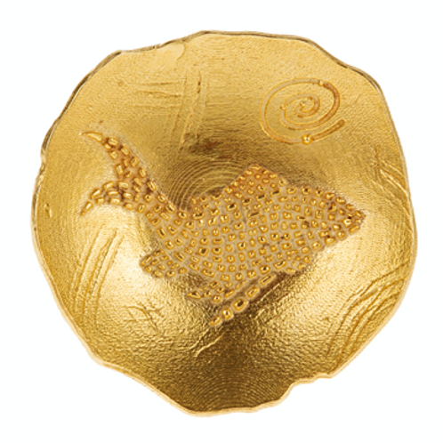 Monapetra Fish Earring - one