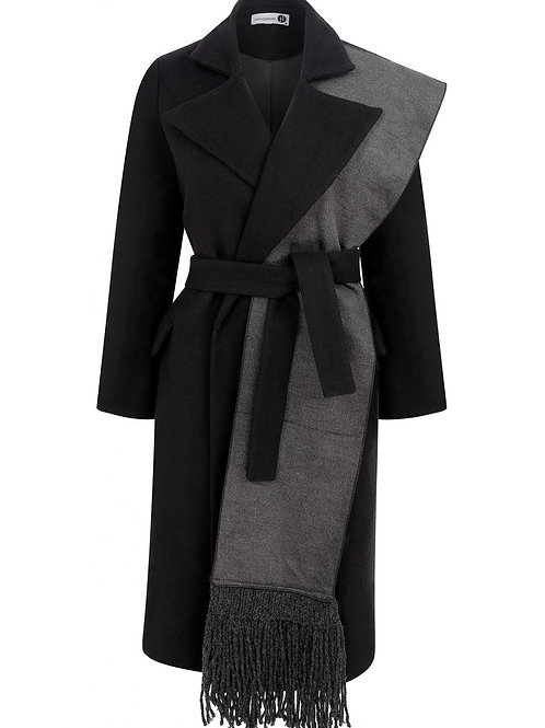 iHandmore Dover Coat Black