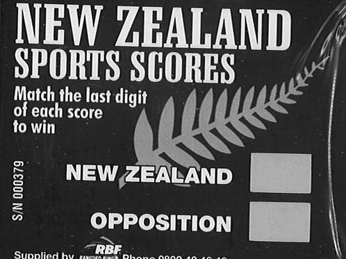 NZ Sports Score